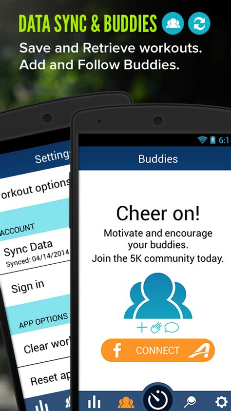 couch to 5k app android couch to 5k 174 android apps on google play