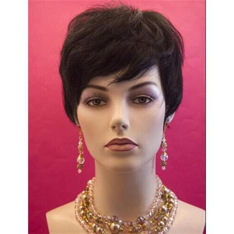 Hairstyle Machine Price by Human Hair Wig In Black Curly Hairstyle India