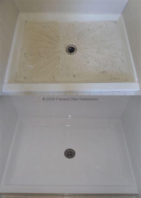 fiberglass bathtub paint fiberglass tub shower painting