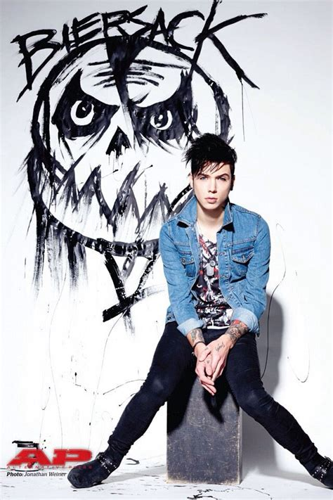 images of andy biersack 737 best andy images on andy black black veil