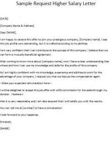 Asking For A Raise Letter Template Salary Increase Letter Images