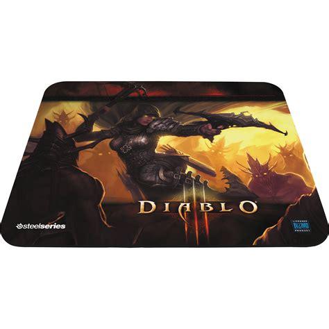 Mouse Steelseries Diablo steelseries qck diablo iii gaming mouse pad 67227 b h photo