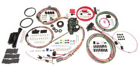 classic  customizable   gm truck chassis harness  circuits painless performance