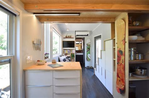 tiny homes interior pictures 2018 shed modern tiny house on wheels with space saving interiors