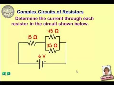 current through resistors in series calculator complex circuits of resistors