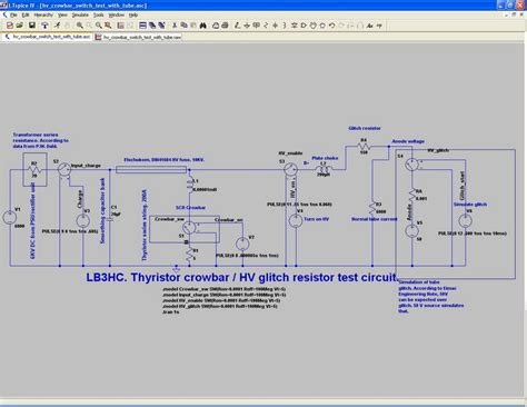 what is a glitch resistor what is a glitch resistor 28 images w2dtc s homebrew class a rf lifier tlv3402 glitch at