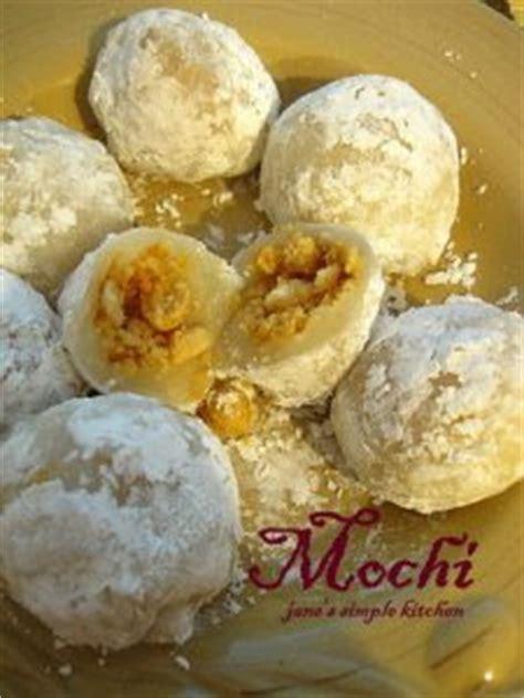 cara membuat donat jepang resep kue mochi jepang