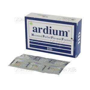 Obat Diosmin jual beli ardium 500 mg tab k24klik