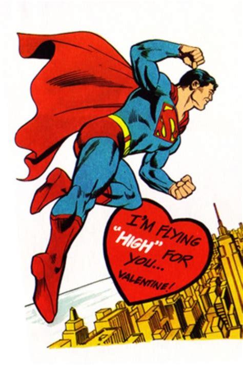 superman valentines vintage comic valentines superman comics and pop