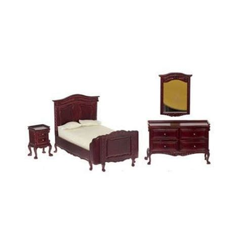 dollhouse bedroom furniture set chateau lorraine bedroom set luxury dollhouse bedroom