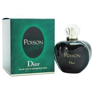poison by christian dior 1985 basenotesnet poison by christian dior for women 3 4 oz edt spray