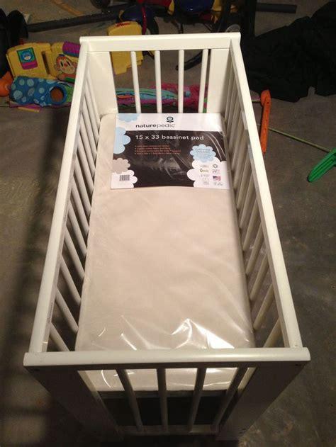 Ikea Mini Crib Gulliver Crib Ikea Hacked Into A Mini Crib Using A Basinet Mattress Http Www Ikeahackers Net
