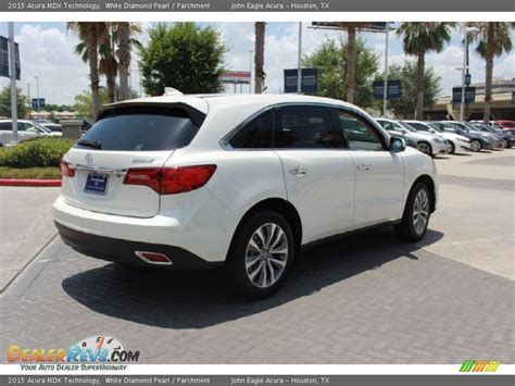 acura mdx 200 2015 acura mdx white 200 interior and exterior images