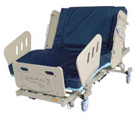 bariatric hospital bed brukebariatric tri flex ii bariatric hospital bed brochure with options