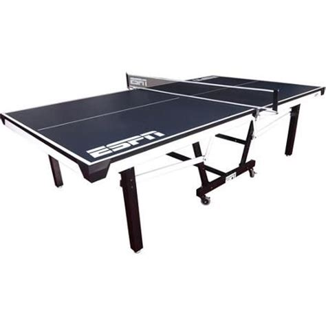 official table tennis table espn official size table tennis table with table cover