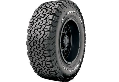 bfgoodrich  terrain ta ko  season tires point