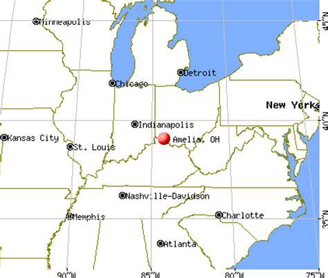 amelia ohio amelia ohio oh 45102 profile population maps real