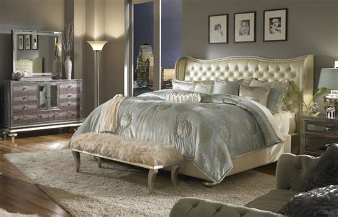 mirror bedroom furniture set mirrored headboard bedroom set collection including