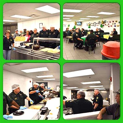 Correctional Officer Week by Sheriff Thanks Hardworking Corrections Team Members