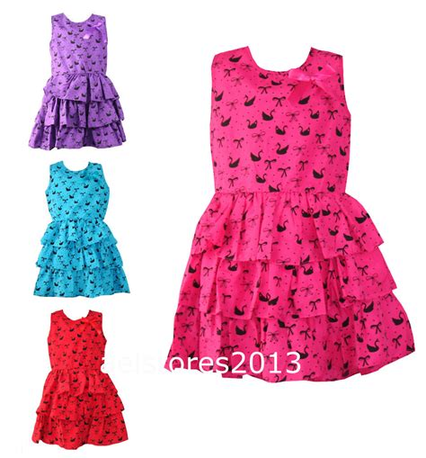 8 New Years Dresses 20 by Summer Dress With Ruffle Bow New Age 2 3