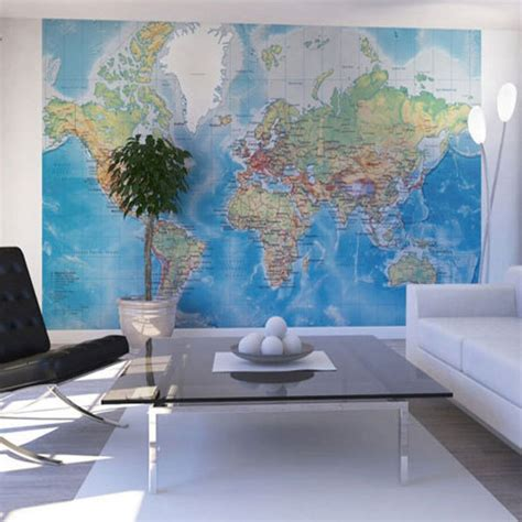 bedroom world free delivery code free shipping world map office wallpaper living room