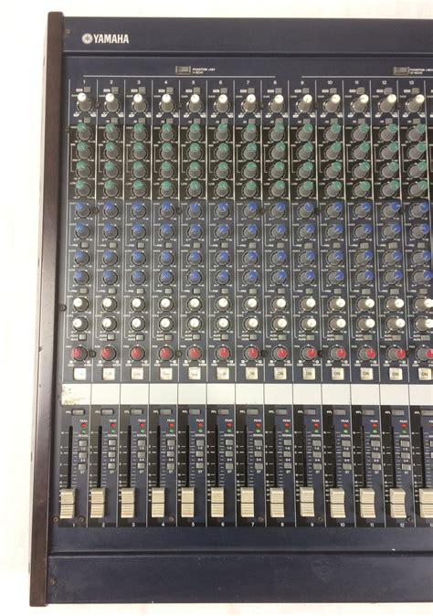Mixer Yamaha Mg 24 yamaha mg 24 14 fx mixer yamaha