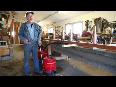 totalboat skiff episode 29 how to tighten rivets on the wooden boat remora 1928