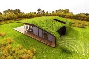 Backyard Bunker Designs Green Roof Design By Spanish Based Firm On A Architects