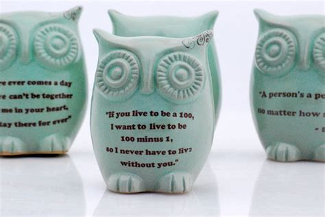 Winnie The Pooh Birthday Quotes Owl Owl With Winnie The Pooh Quote On Mint Green Love