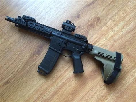 pws: buy an ar pistol, get a free sig brace! the truth