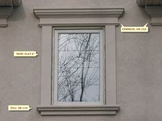 cornisa wood philippines stucco window frame not the piece in the middle movin