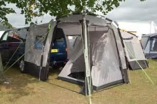 tailgate awning tent caravan motorcaravan awnings khyam motordome tailgate awning