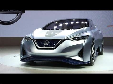 nissan aims for driverless cars on the road by 2020 youtube