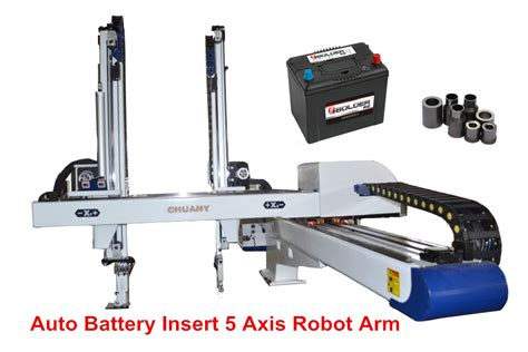 membuat robot arm smart controlled robot arm 5 axis industrial robot arm