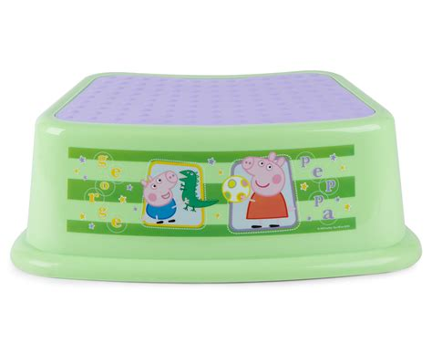 Peppa Pig Step Stool by Peppa Pig Step Stool Catch Au