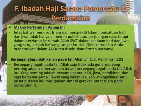 Spiritualitas Sosial Spiritualitas Haji Dan Kepedulian Sosial