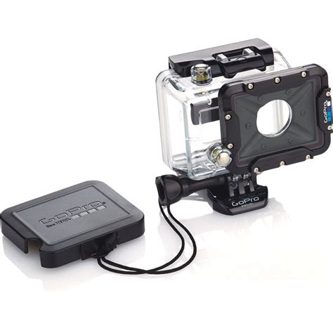 gopro dive gopro dive housing for hd cameras aflth 001 b h photo