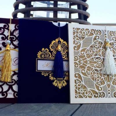 Wedding Invitation Cards Kuwait by بطاقات دعوة في مدينة الكويت Arabia Weddings