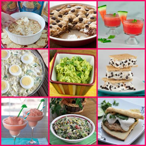 day cooking ideas labor day recipes 2014 wishes and dishes
