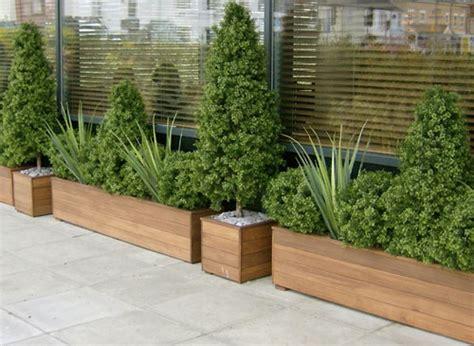 vasi per alberi mobili e arredamento piante da vaso esterno