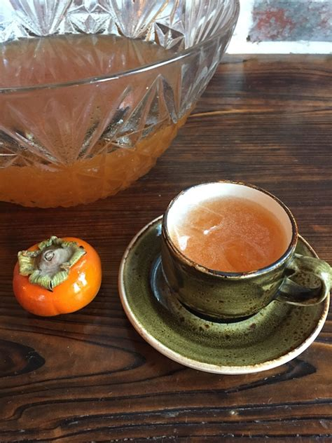 persimmon punch 10 holiday punches that will bowl you over in december