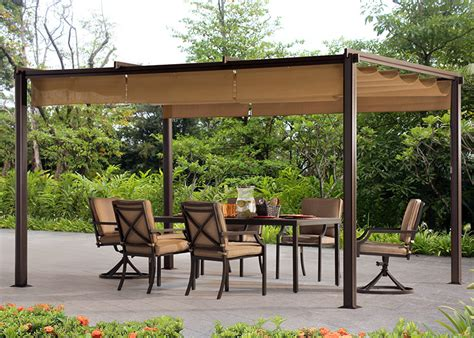 metal pergola kit outdoor goods