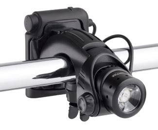Led Lenser Bicycle Mount Clip Black C196 led lenser h14r rechargeable headl 2013 free ground shipping moontrail