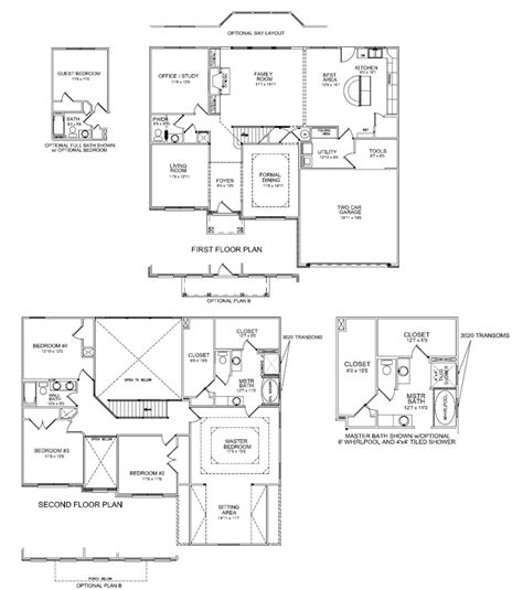 charleston floor plans floor plans charleston ii louisville real estate