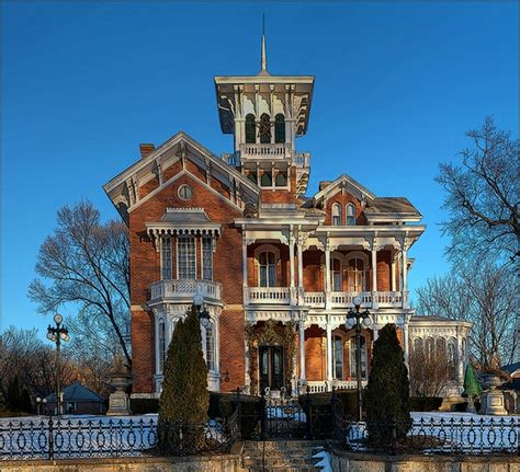 bed and breakfast galena illinois 70 best images about illinois red brick houses remind me