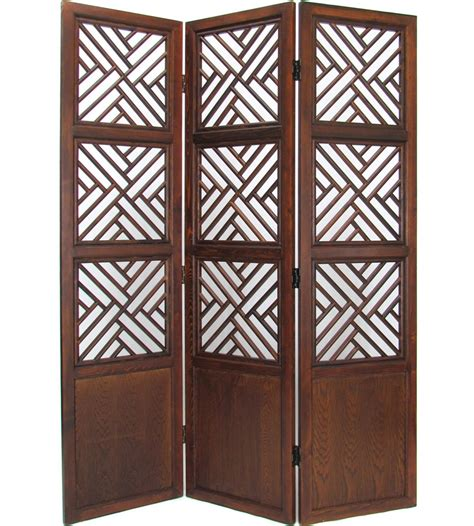 wood divider lattice style wood room divider in room dividers