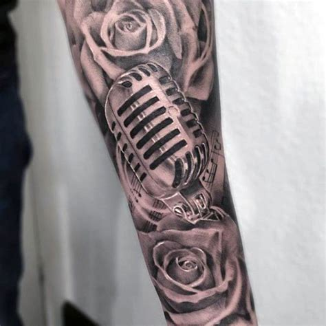 music tattoos designs for guys best 25 sleeve tattoos ideas on how to