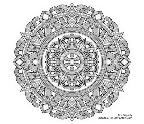 the mandala coloring book by jim gogarty 544 best images about coloring on coloring