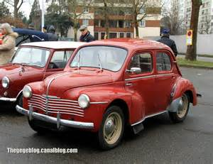 1960s Renault Cars 1960 Renault 4cv Information And Photos Momentcar