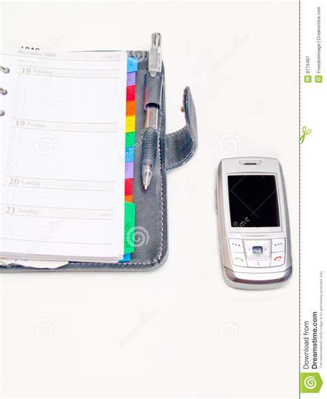 L Agenda De Cellules Objecte Le T 233 L 233 Phone De Crayon T L Phone De Bureau